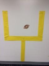 Football Pin Game